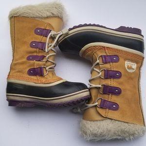 Sorel Kids Caribou Winter Waterproof Boots